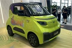 Khám phá mẫu xe ô tô điện bước ra từ phim hoạt hình