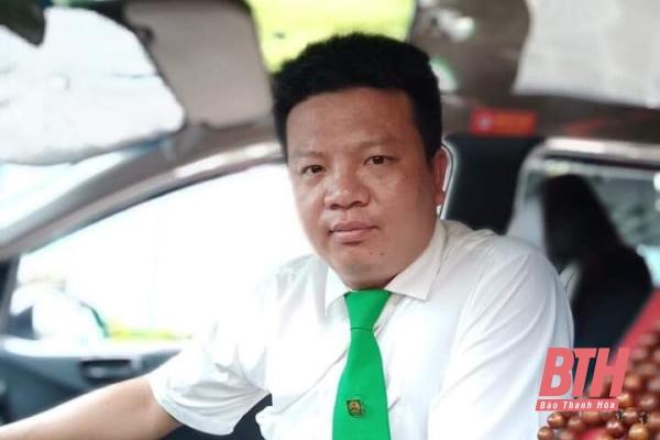 Lái xe taxi Công ty Mai Linh Thanh Hóa dũng cảm cứu người