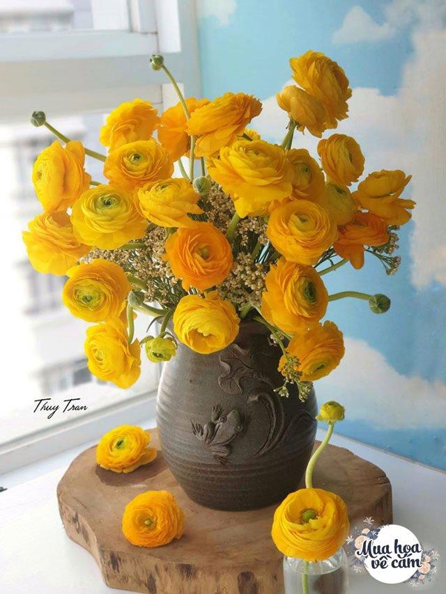 """muon kieu cam hoa mao luong dep """"khong dung hang"""", nha me viet ruc sac don ngay 8/3 - 18"""
