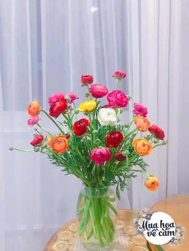"""muon kieu cam hoa mao luong dep """"khong dung hang"""", nha me viet ruc sac don ngay 8/3 - 5"""