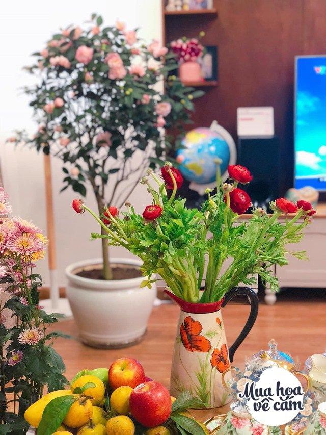 """muon kieu cam hoa mao luong dep """"khong dung hang"""", nha me viet ruc sac don ngay 8/3 - 11"""