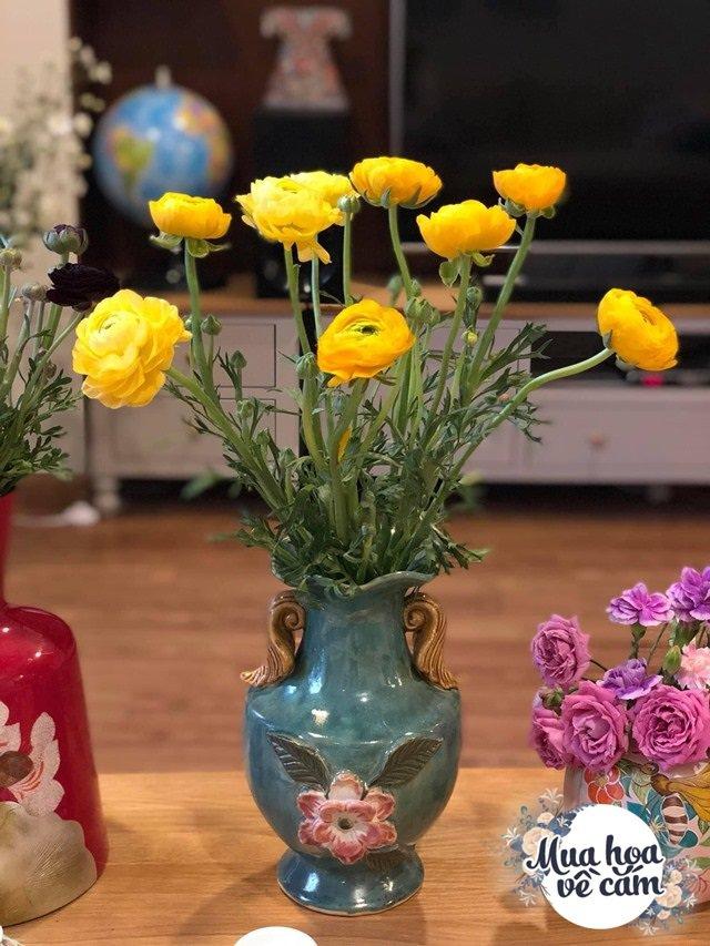 """muon kieu cam hoa mao luong dep """"khong dung hang"""", nha me viet ruc sac don ngay 8/3 - 8"""