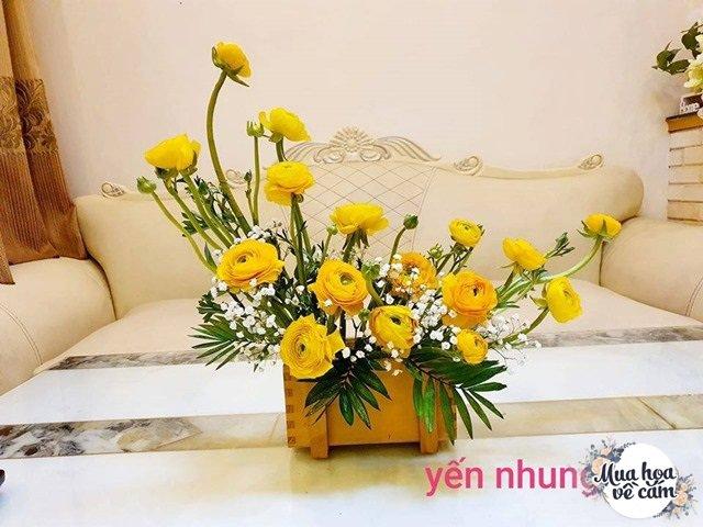 """muon kieu cam hoa mao luong dep """"khong dung hang"""", nha me viet ruc sac don ngay 8/3 - 15"""