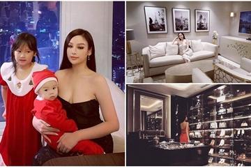 Đệ nhất mỹ nhân Sài Thành có nhà 100 tỷ, vừa được chồng tặng thêm biệt phủ 3,5 triệu đô