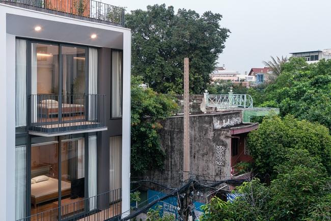 Thiết kế thông minh cho căn nhà hẹp trong hẻm ở Sài Gòn - 6