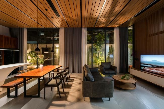 Thiết kế thông minh cho căn nhà hẹp trong hẻm ở Sài Gòn - 12