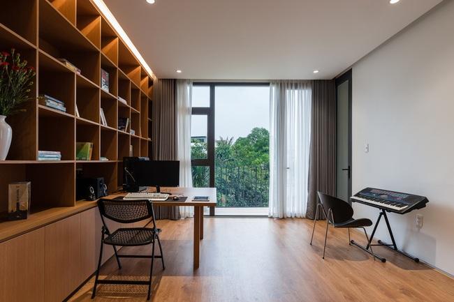 Thiết kế thông minh cho căn nhà hẹp trong hẻm ở Sài Gòn - 16