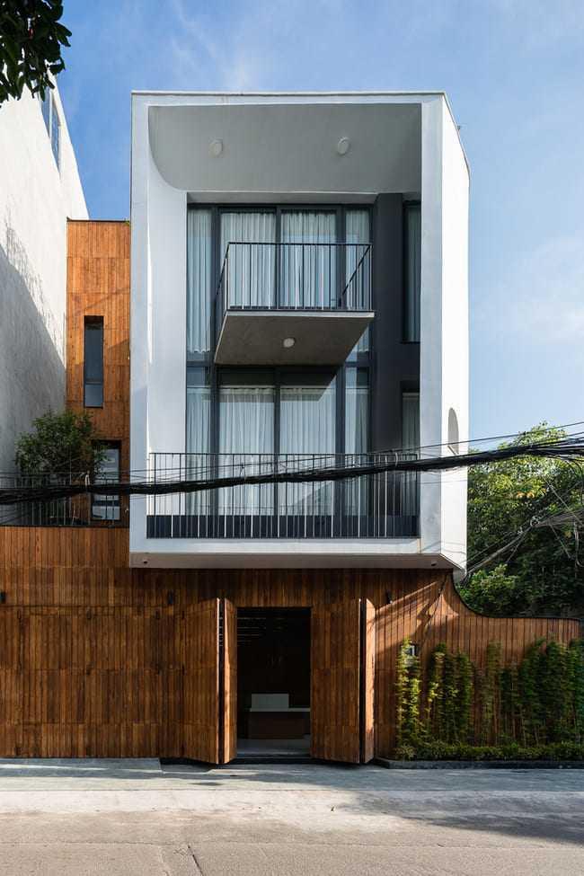 Thiết kế thông minh cho căn nhà hẹp trong hẻm ở Sài Gòn - 18