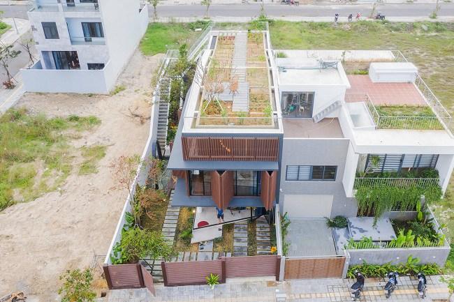 Căn nhà Việt có ngoại hình khúc khuỷu giúp gia chủ tiết kiệm 30% chi phí sinh hoạt - 6