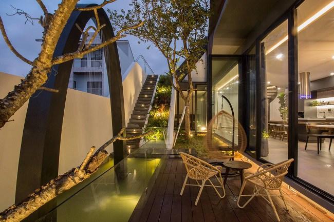 Căn nhà Việt có ngoại hình khúc khuỷu giúp gia chủ tiết kiệm 30% chi phí sinh hoạt - 8