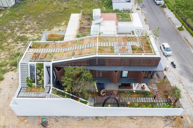 Căn nhà Việt có ngoại hình khúc khuỷu giúp gia chủ tiết kiệm 30% chi phí sinh hoạt - 14