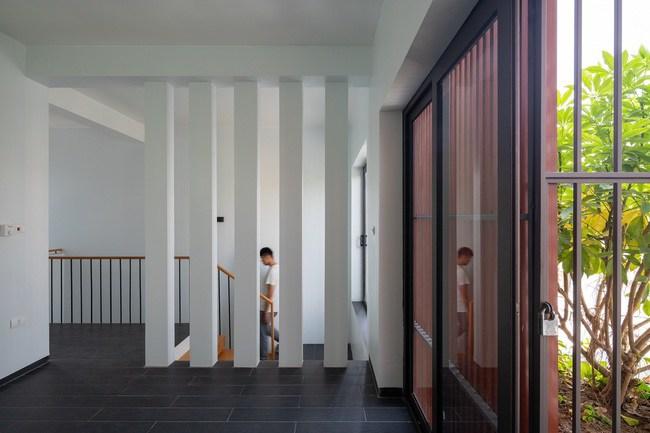 Căn nhà ở Hải Dương gây tò mò với thiết kế kì lạ - 8