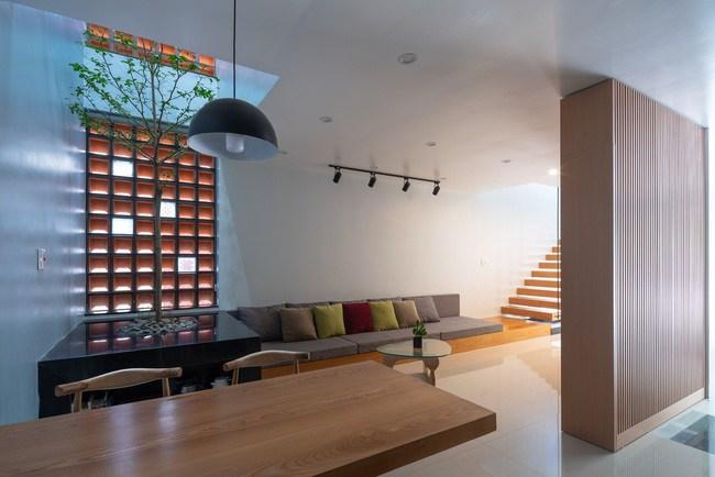 Căn nhà ở Hải Dương gây tò mò với thiết kế kì lạ - 10