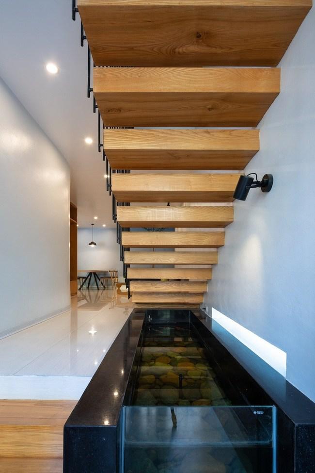 Căn nhà ở Hải Dương gây tò mò với thiết kế kì lạ - 16