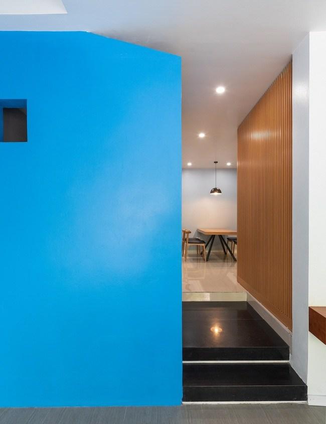 Căn nhà ở Hải Dương gây tò mò với thiết kế kì lạ - 14