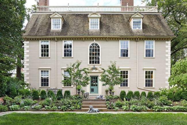 Ngôi nhà hơn 200 năm tuổi trông sẽ như thế nào? - 3
