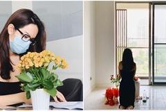 Hậu ly hôn với Quang Huy, Phạm Quỳnh Anh vừa mua xế hộp lại tậu ngay nhà sang