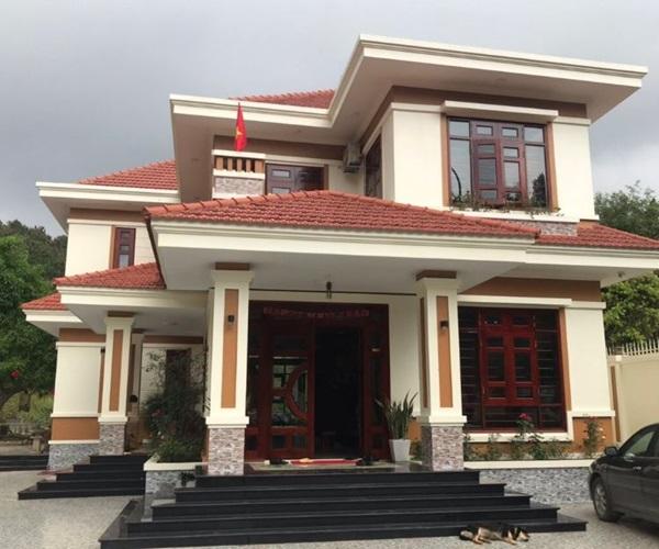 Mẫu nhà 2 tầng đẹp đơn giản hiện đại phù hợp cả nông thôn và thành thị - 16