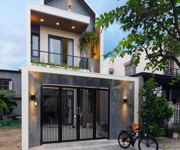 Mẫu nhà 2 tầng đẹp đơn giản hiện đại phù hợp cả nông thôn và thành thị - 24