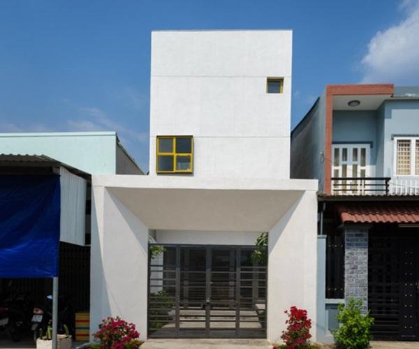 Mẫu nhà 2 tầng đẹp đơn giản hiện đại phù hợp cả nông thôn và thành thị - 28
