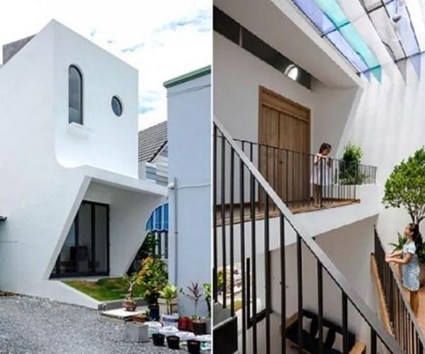 Mẫu nhà 2 tầng đẹp đơn giản hiện đại phù hợp cả nông thôn và thành thị - 27