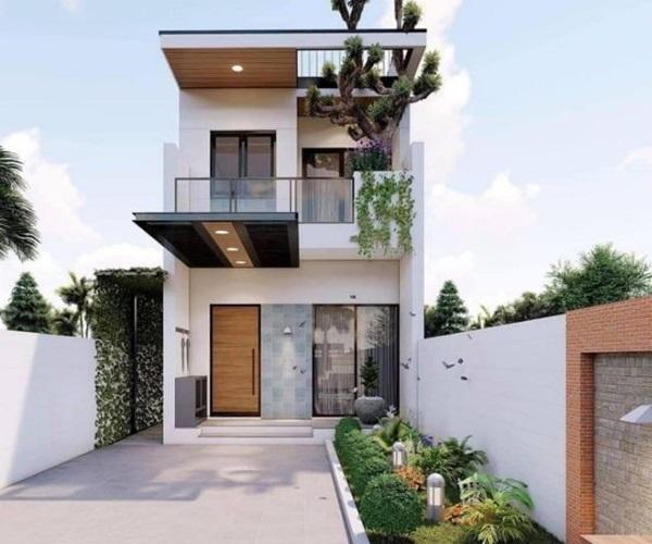 Mẫu nhà 2 tầng đẹp đơn giản hiện đại phù hợp cả nông thôn và thành thị - 12