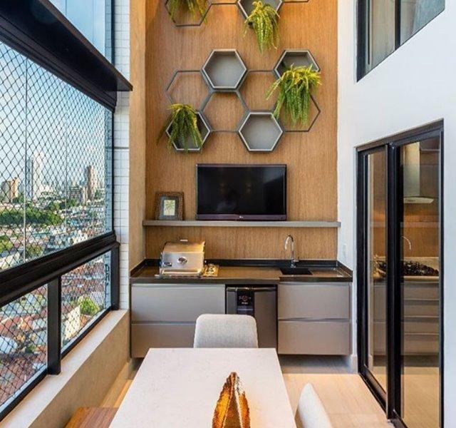 Các mẫu ban công đẹp cho nhà ống, chung cư đẹp hiện đại - 16