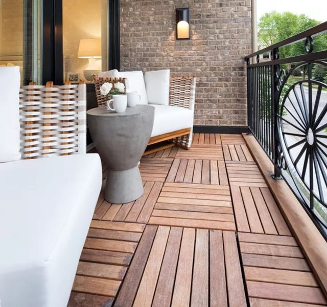 Các mẫu ban công đẹp cho nhà ống, chung cư đẹp hiện đại - 18