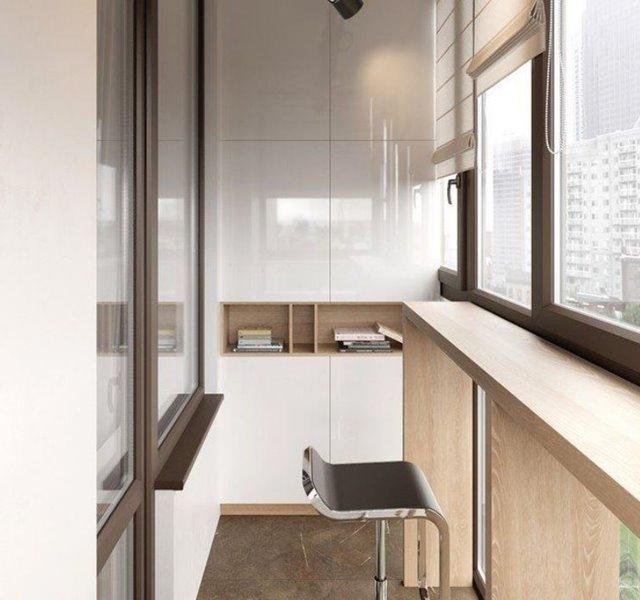 Các mẫu ban công đẹp cho nhà ống, chung cư đẹp hiện đại - 17