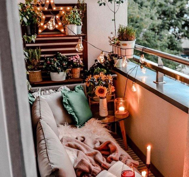 Các mẫu ban công đẹp cho nhà ống, chung cư đẹp hiện đại - 30