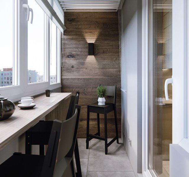 Các mẫu ban công đẹp cho nhà ống, chung cư đẹp hiện đại - 15