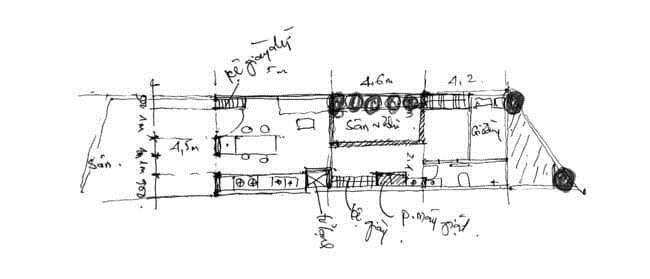Nhà ống không phòng khách amp;#34;cực dịamp;#34; của vợ chồng trẻ ở Đồng Nai - 9