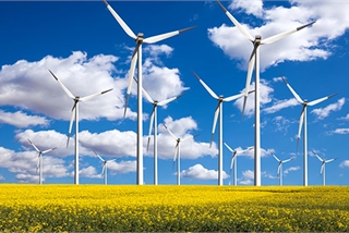 Why is wind energy more cost-competitive in Vietnam?