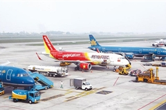 New entrants smother Vietnam's aviation market