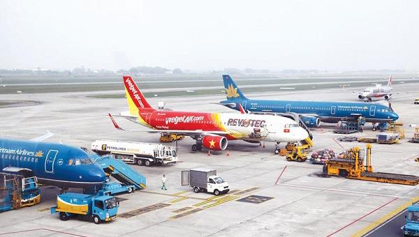New entrants smother Vietnam's aviation market