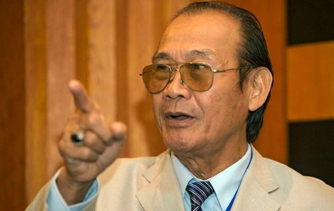 Dr. Tran Cong Truc, former head of Vietnam's Government Border Committee. Photo: PLO