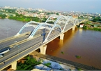 Seven artery bridges connecting traffic in Hanoi