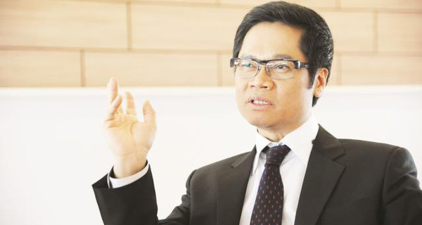 Vu Tien Loc, head of Vietnam Chamber of Commerce and Industry (VCCI)