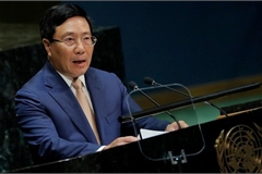 Unilateral actions risk escalating tensions in East Sea: Vietnamese FM