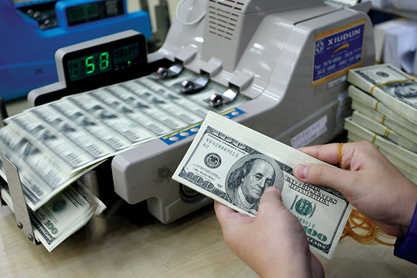 Ending foreign currency lending will minimize dollarization in the economy