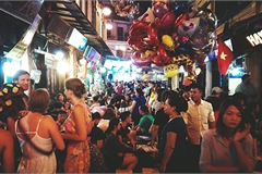 Hanoi to enhance nighttime businesses at some favorable locations