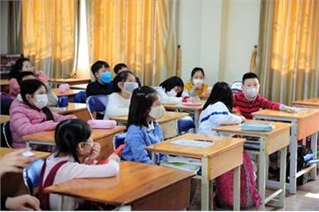 Hà Nội quyết định cho học sinh đi học lại từ ngày 2/3