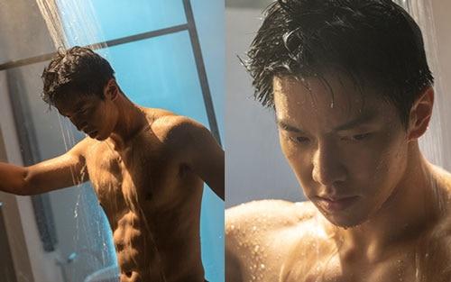 10 màn 'khoe múi' khiến chị em đổ gục của các nam diễn viên Hàn Quốc 7
