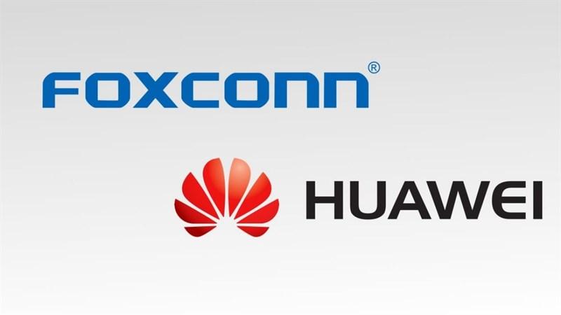 Foxconn đã đóng cửa các dây chuyền sản xuất smartphone Huawei