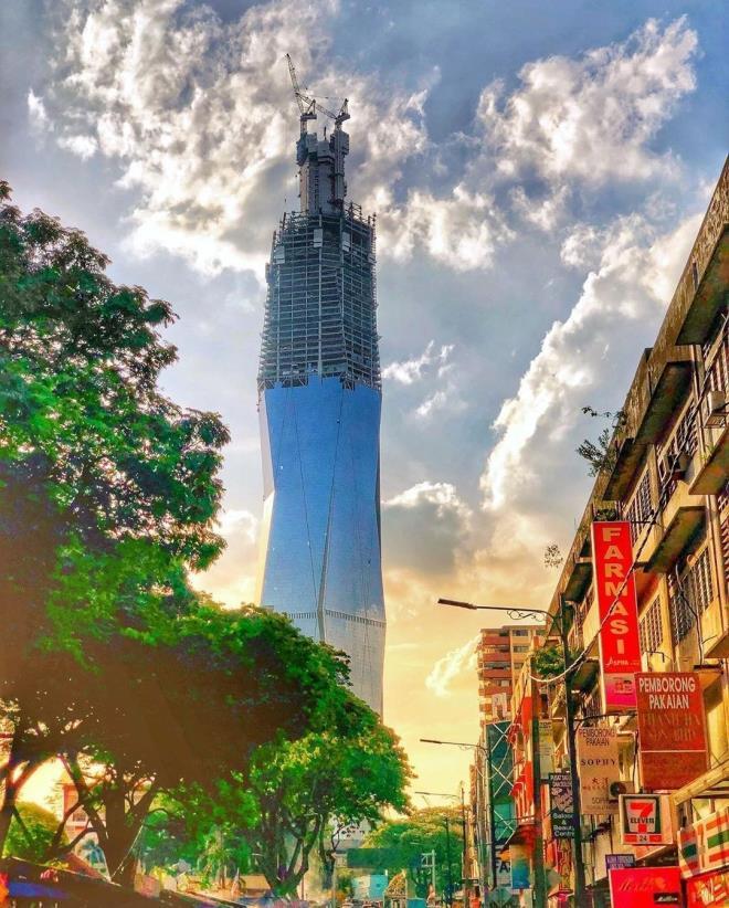 Những tòa nhà chọc trời dự kiến hoàn thành 2021 - 2