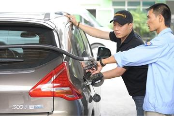 Kinh nghiệm tiết kiệm tiền xăng dầu ô tô hàng tháng