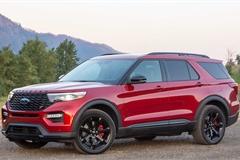 Ford Explorer thế hệ mới bị triệu hồi lần thứ 10