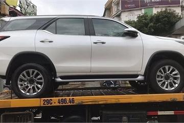 Toyota Fortuner 2020 rò rỉ thông số trước thời điểm ra mắt tại Việt Nam