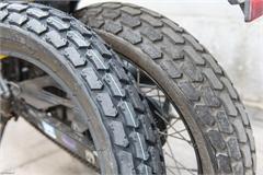Bao lâu mới cần thay lốp xe máy?