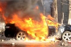 Phòng chống cháy nổ ô tô trong ngày nắng nóng như thế nào?